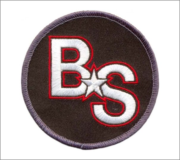 Embroidered Patch28