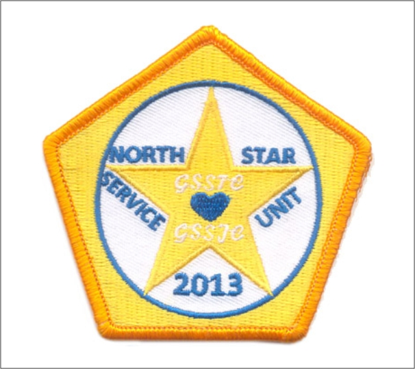 Embroidered Patch53